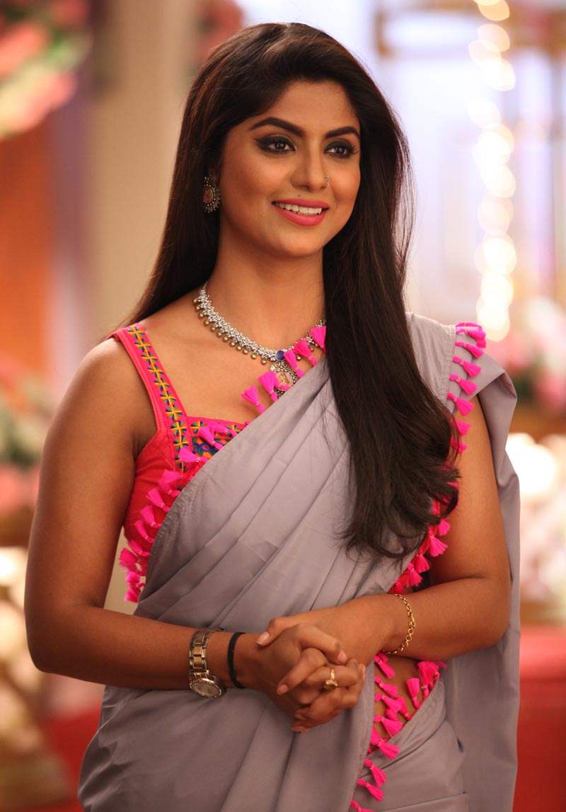 Sayantani Ghosh as Neela in Naamkarann