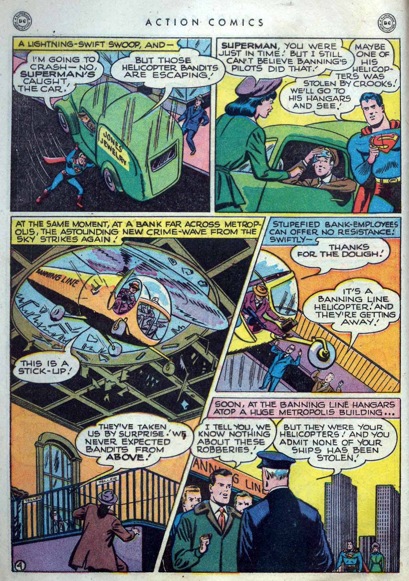 Read online Action Comics (1938) comic -  Issue #119 - 6