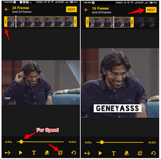 Cara Membuat GIF Dari Video Di Android atau iOS, Begini caranya