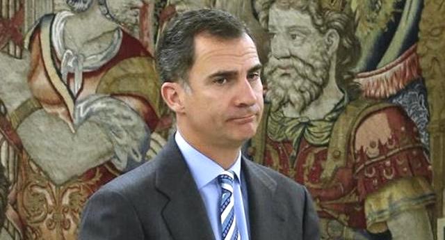 Alarma en la Casa Real por la manifestación contra la investidura de Rajoy