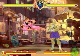Street Fighter Alpha Anthology PS2 ISO Download