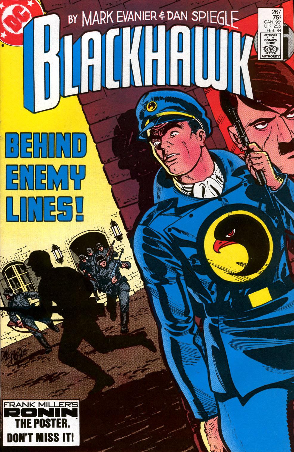 Blackhawk (1957) 267 Page 1