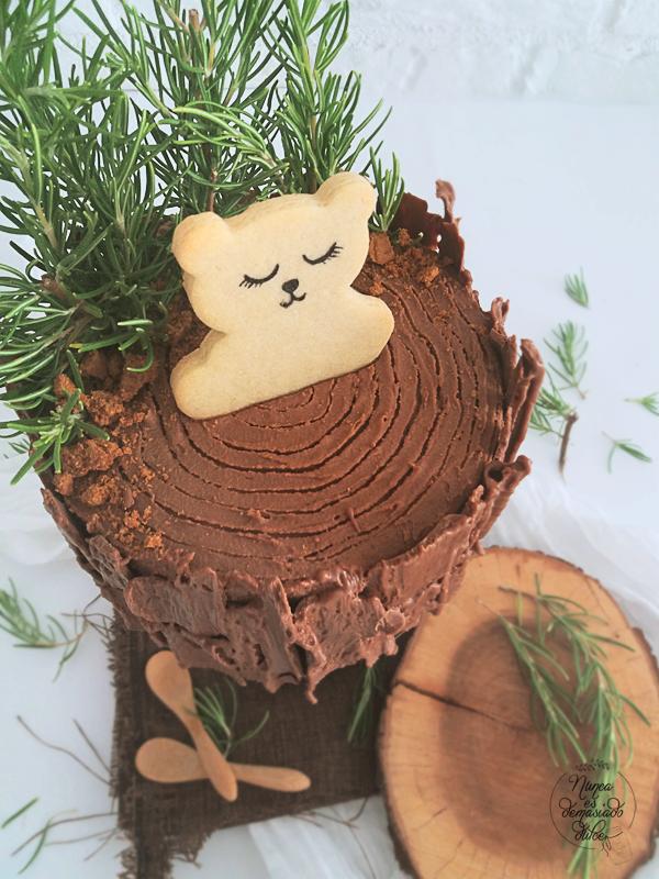 tarta-layer-cake-chocolate-dulce-leche-forma-tronco-arbol-corteza-cuento