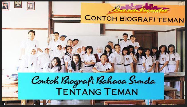 Biografi Bahasa Sunda Contoh Biografi Diri Sendiri Tokoh Ibu