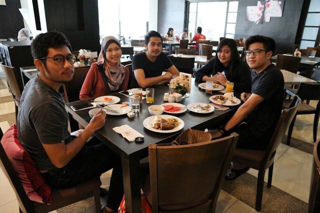Percutian di Kuala Terengganu