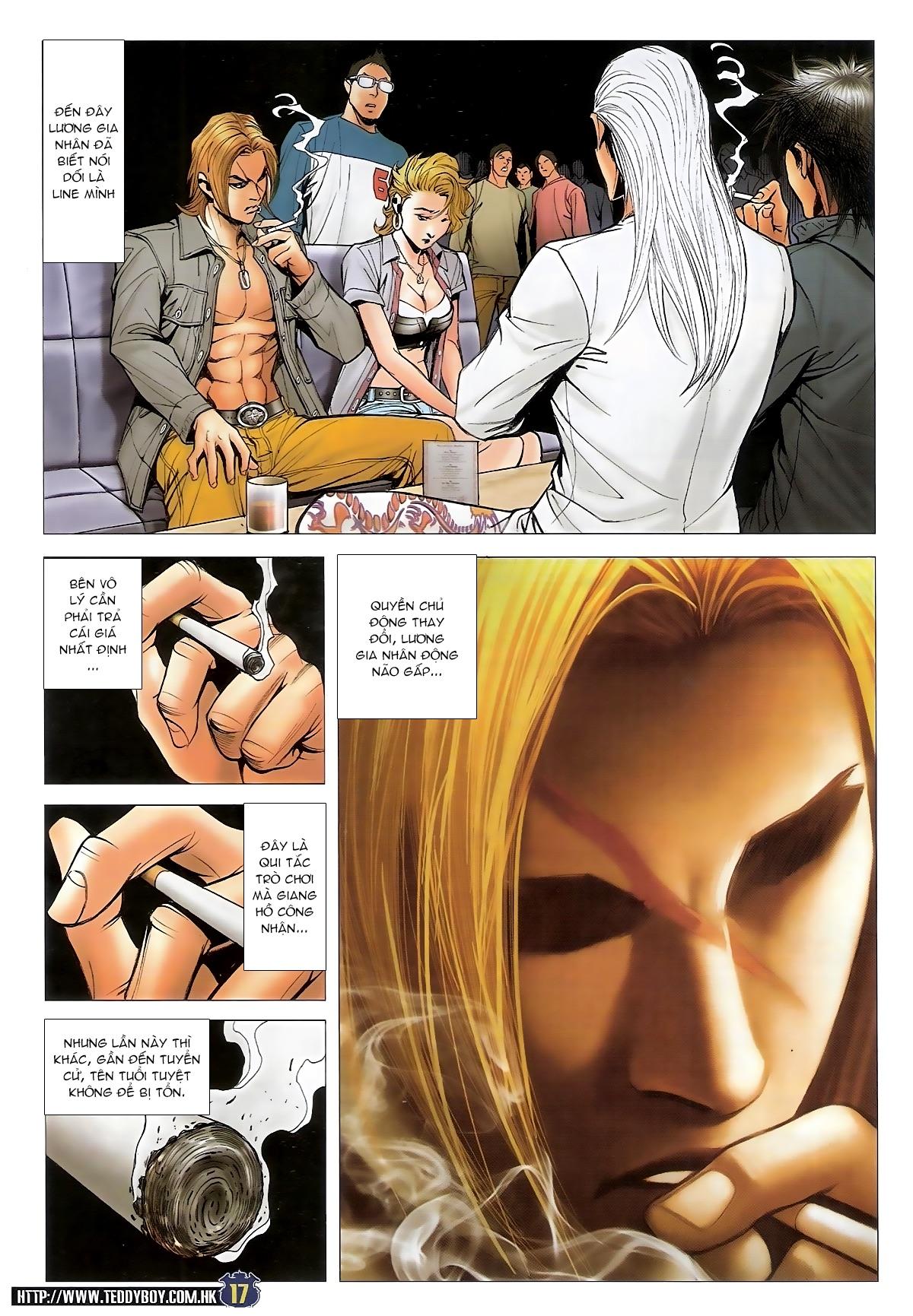 Người Trong Giang Hồ - Chapter 1493: Tốt bụng làm hỏng chuyện - Pic 16