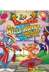 Tom y Jerry: Willy Wonka y la fabrica de chocolate (2017) WEBRip Latino AC3 5.1 / Español Castellano AC3 5.1