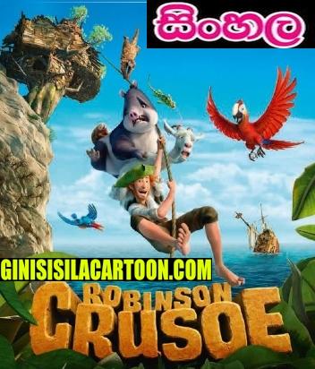Sinhala Dubbed -  Robinson Crusoe (2016)
