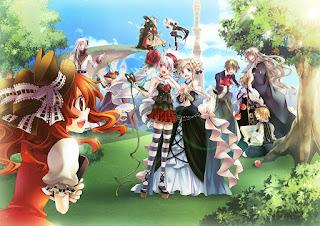 Download Zettai Meikyuu Grimm - Nanatsu no Kagi to Rakuen no Otome Japan Game PSP For Android - www.pollogames.com