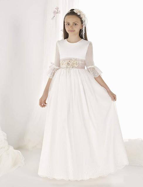 Vestidos ceremonia nina gijon