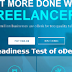 Important Answer of oDesk Readiness Test 2015