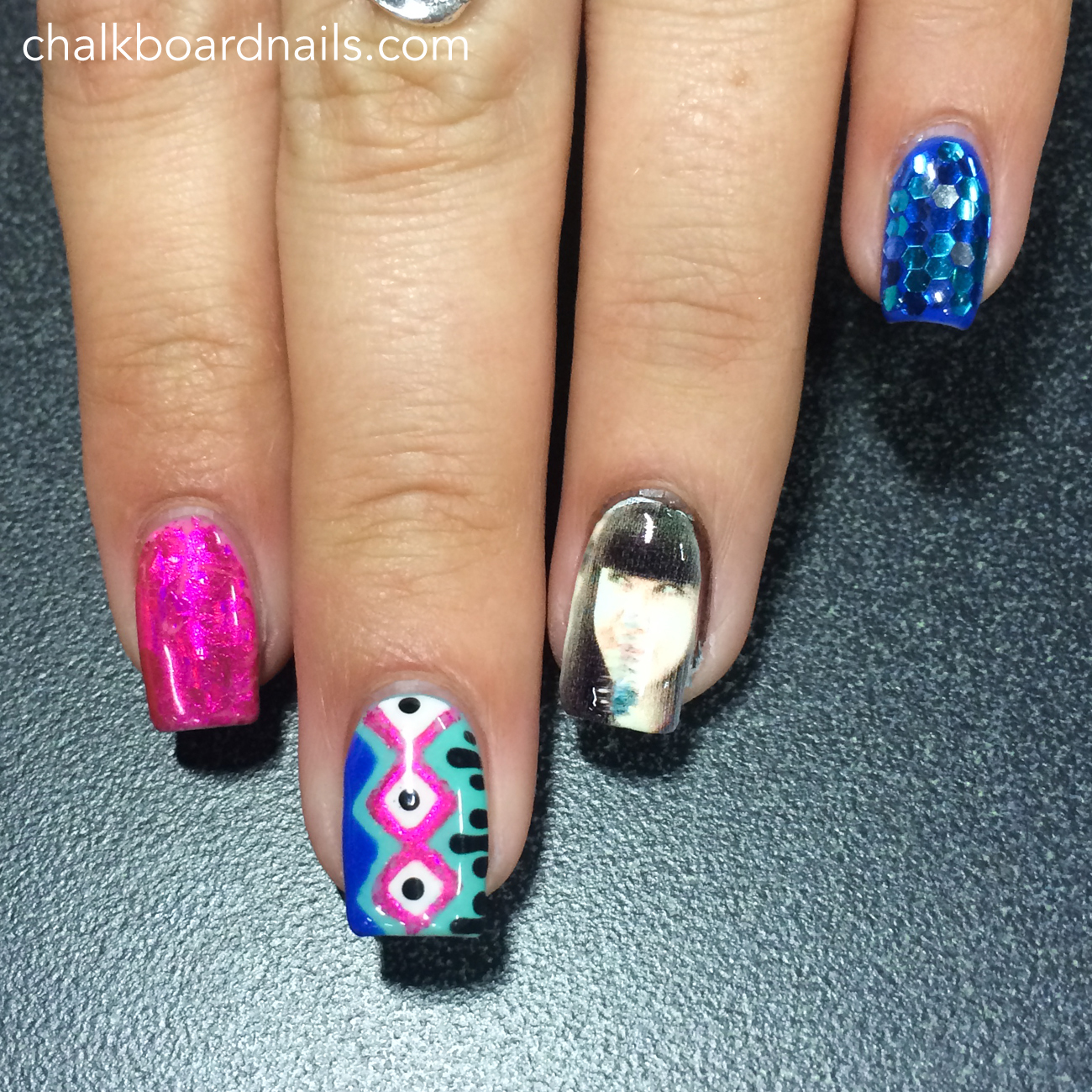 Cosmoprof North America 2014 Gels And More Including Swatch Strips A Nail Printer And