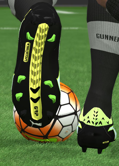 Totally New Puma evoTOUCH 2016-2017 Boots