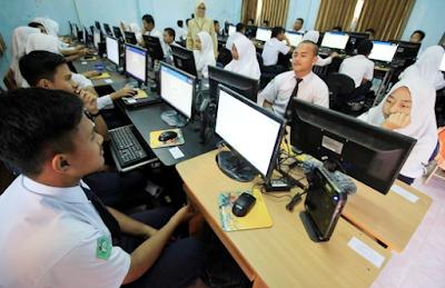 Contoh Soal Latihan UNBK Bahasa Indonesia Kelas 9 Tahun 2019 (Bag. 4)