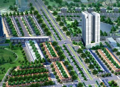 Dự án Phía Tây Hà Nội