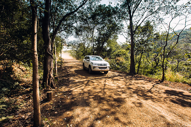 tips off-roading toyota fortuner review