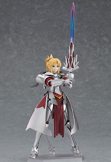 """figma Saber of Red / Mordred de """"Fate/Apocrypha"""" - Max Factory"""