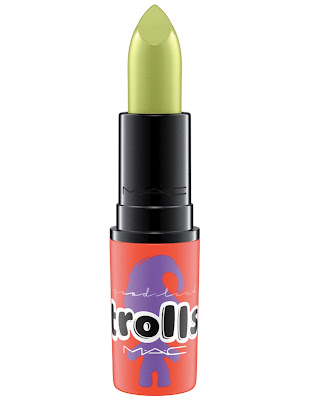 mac good trolls collection lipstick Can't Be Tamed