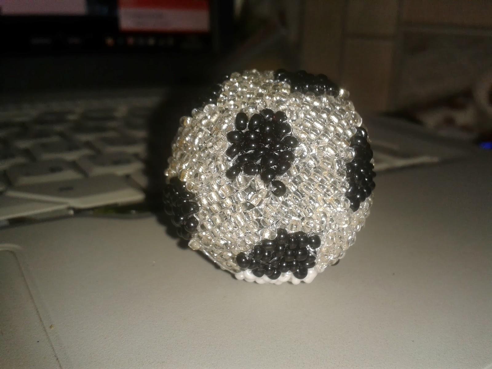 Мир моими глазами: футбольный мячик