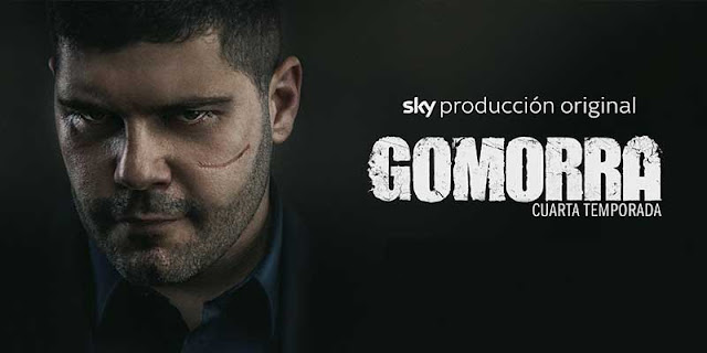 Gennaro Savastano, Salvatore Esposito, Gomorra, Cuarta temporada, Sky España