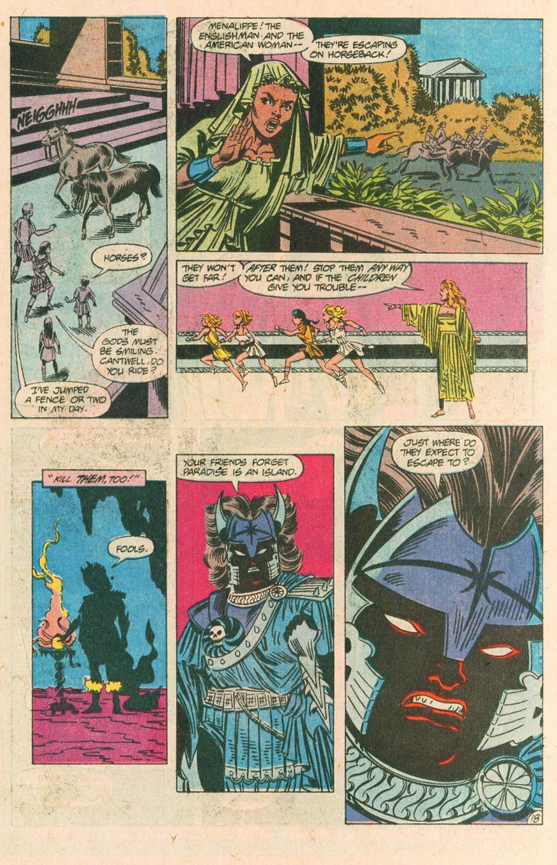 Read online Wonder Woman (1987) comic -  Issue #39 - 20