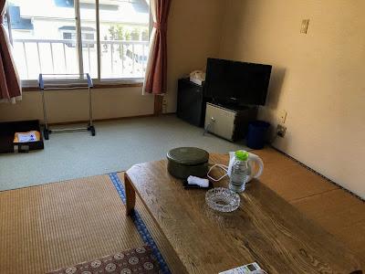 久田旅館の部屋