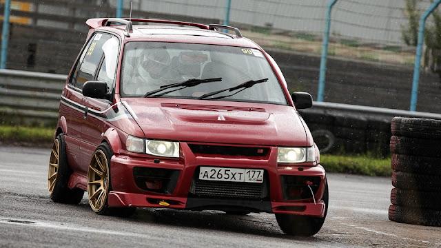 Mitsubishi RVR, 4WD, 4G63T