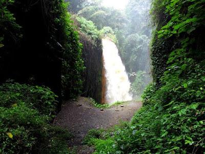 Wisata Di Bondowoso (air terjun belawan)