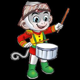 Logo dan Lambang Cabang Olahraga PON Jabar 2016 Drum Band