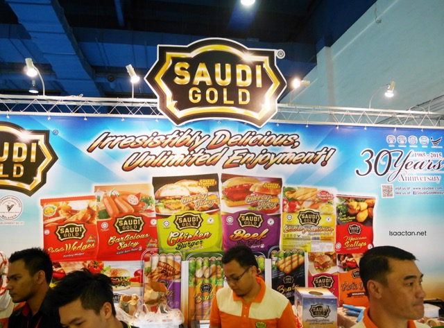 #10. Saudi Gold (Booth 250-251 Hall 2)
