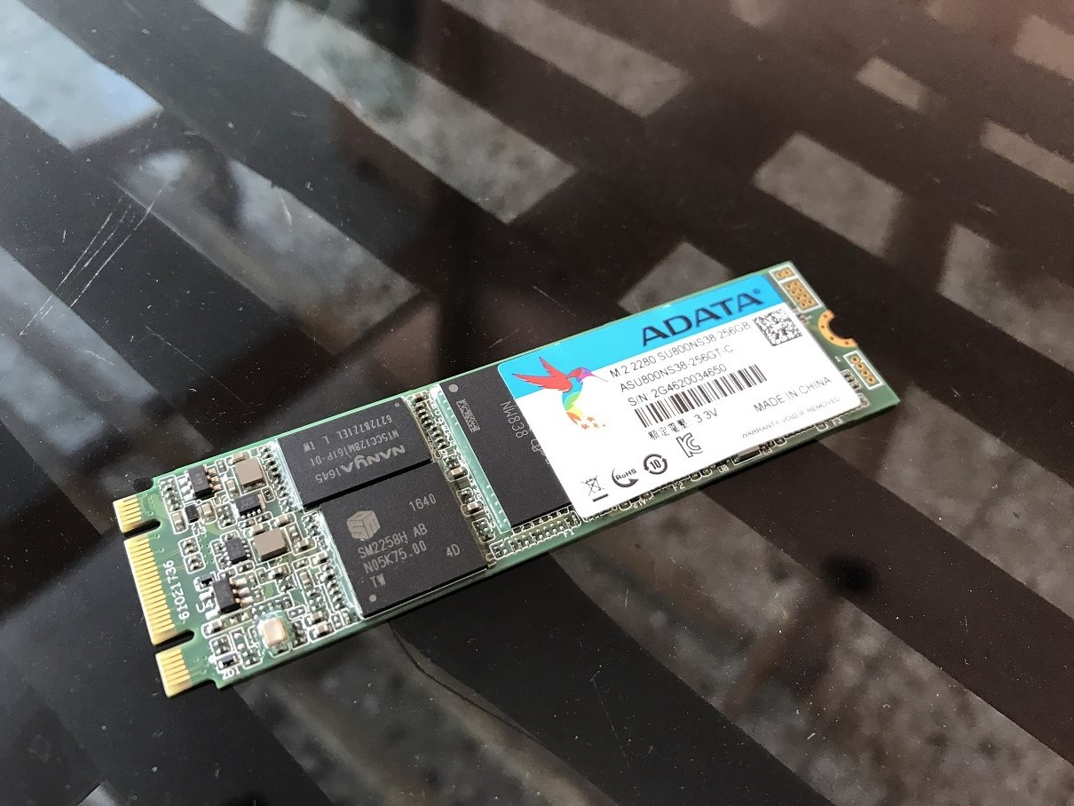 ADATA Ultimate SU800 256GB M 2 SSD Review ~ Computers and