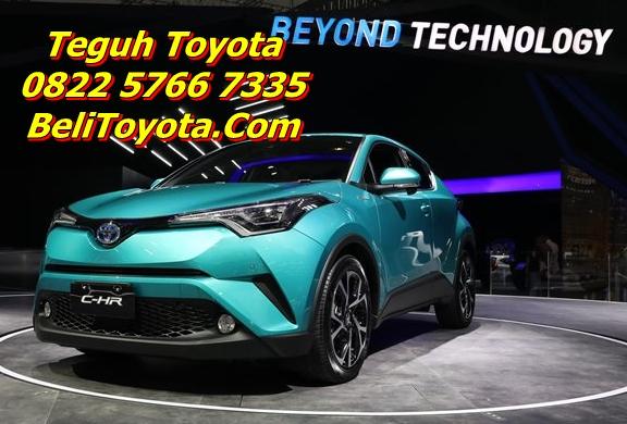 Promo Toyota C-HR Harga Terbaik Surabaya