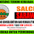 Jawatan Kosong Sarawak Land Consolidation And Rehabilition Authority (SALCRA) - 24 Mac 2017