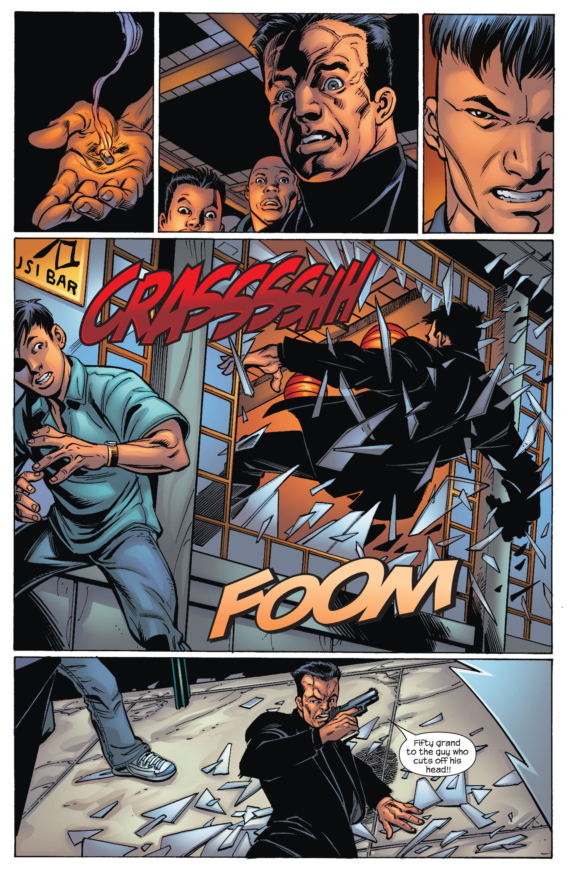 Read online Ultimate Spider-Man (2000) comic -  Issue #81 - 12