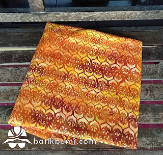 batik motif winih trubus