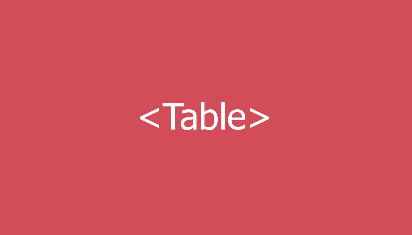 Mengenal grup kolom table html tag colgroup dan col for Tag table html