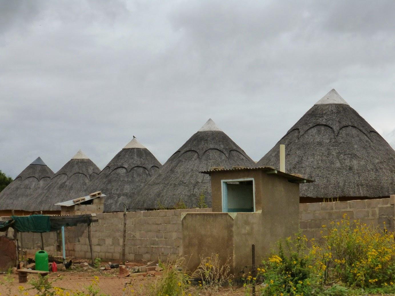 Aggers In Botswana April 2014
