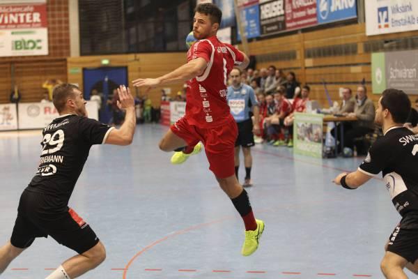 2. Handball-Bundesliga: Heimdebüt von Stojcevski