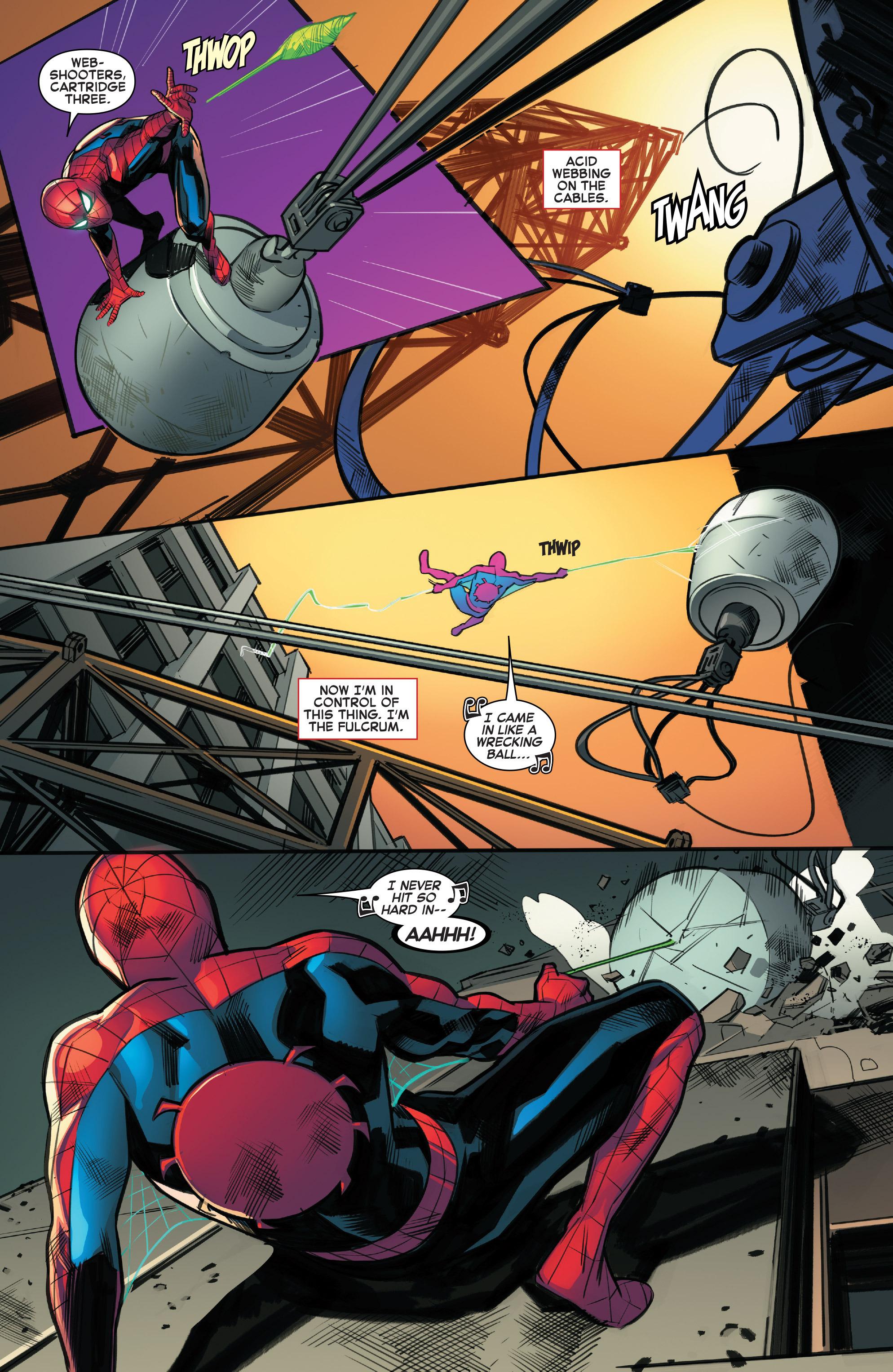 4 bộ giáp siêu khủng có thể giúp sức mạnh của Người Nhện tăng lên như hổ mọc thêm cánh trong Spider-Man Far From Home - Ảnh 24.