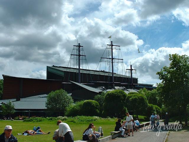 Imprescindibles Estocolmo Museo Vasa