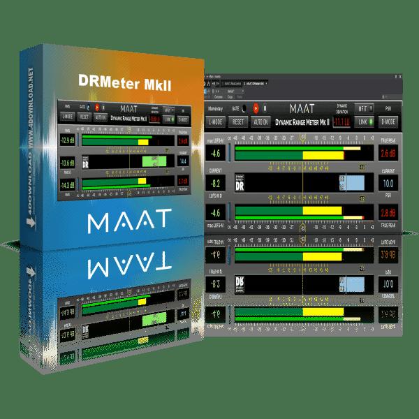 MAAT DRMeter MkII v2.0.5 Full version