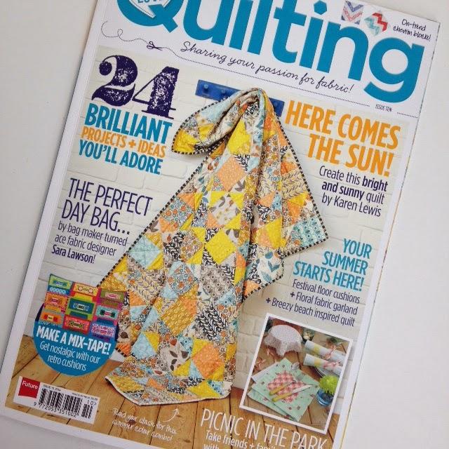 love patchwork quilting magazine
