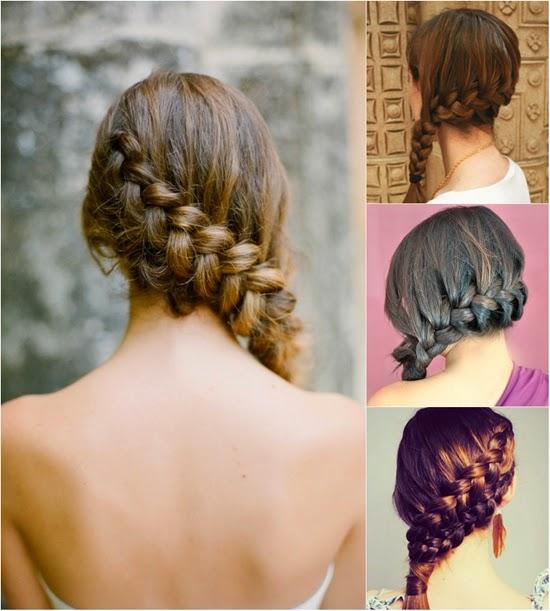 Tremendous French Braided Hairstyles For Girls Short Hairstyles For Black Women Fulllsitofus