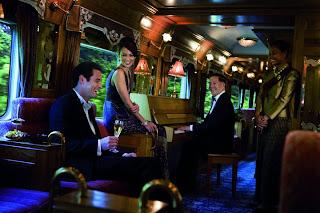 Treno Eastern & Oriental piano bar