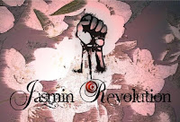Civil Resistance Campaign in Series of Street Demonstration--Tunisian Jasmine Revolution