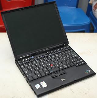 Lenovo Thinkpad X60S Second