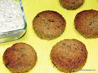 Κεκάκια βρώμης - Oat mini cakes
