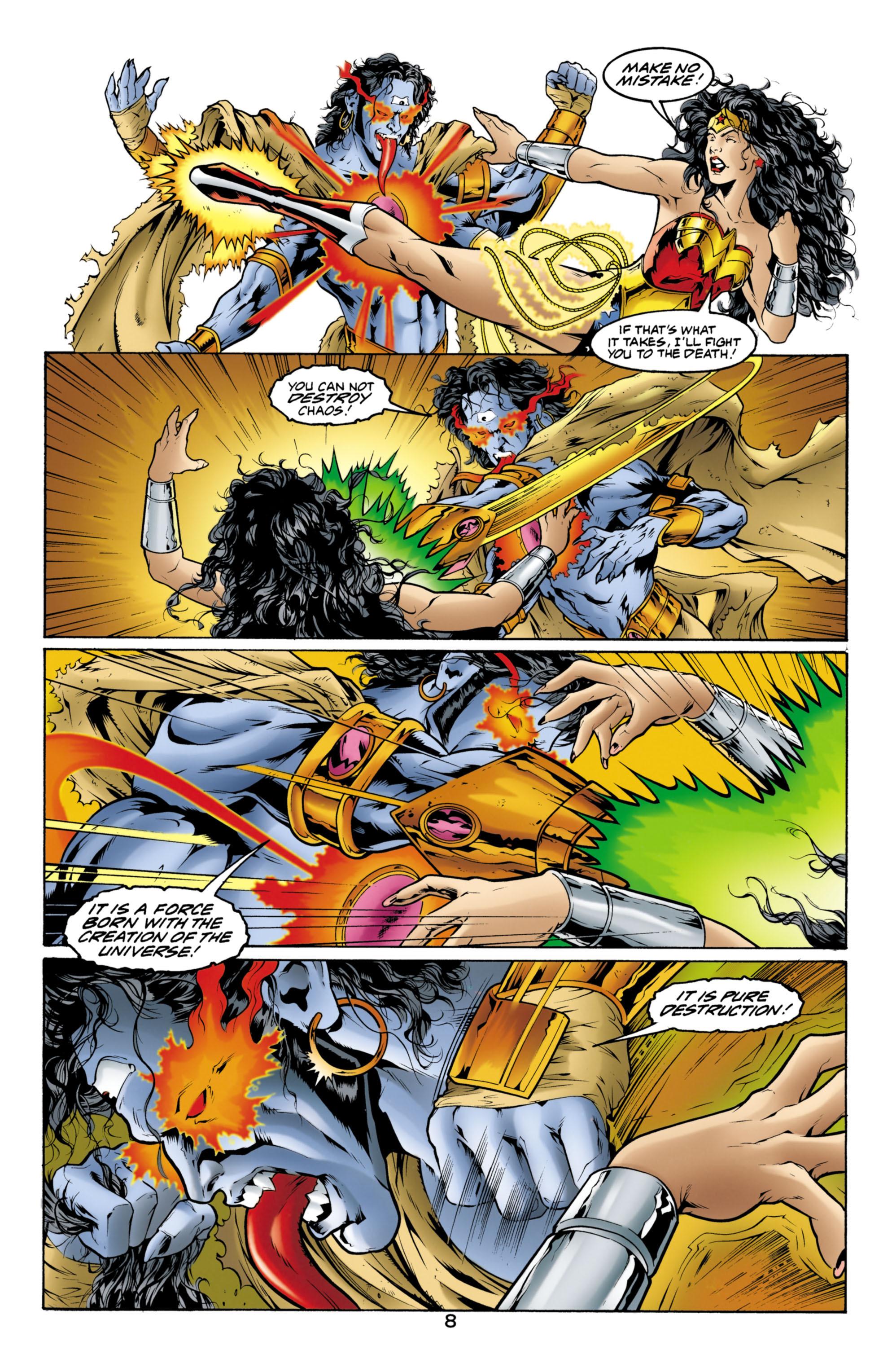 Read online Wonder Woman (1987) comic -  Issue #152 - 9