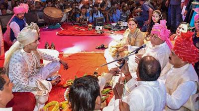 Lalu-Prasad-Yadavs-elder-son-Tej-Pratap-ties-knot