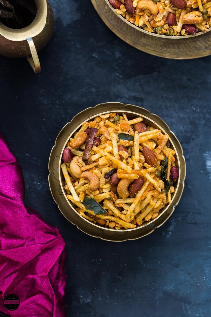 Kenyan Style Chevdo Chevro Jagruti S Cooking Odyssey